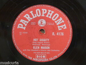78rpm-GLEN-MASON-hot-diggity-baby-girl-of-mine-r-4176