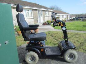 Rascal TE-9 Mobility scooter