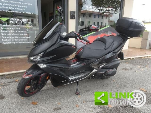 Kymco - Xciting 400i -  S ABS
