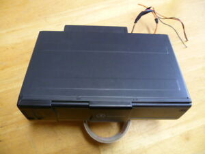 03-08 Mercedes CLK500 SL500 S500 CL500 CD Changer 6 Disk Player MC3330 OEM