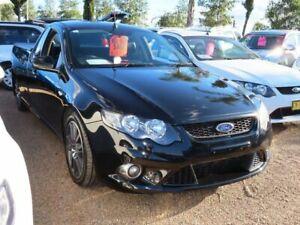 2011 Ford Falcon FG MkII XR6 Ute Super Cab Black 6 Speed Sports Automatic Utility Minchinbury Blacktown Area Preview