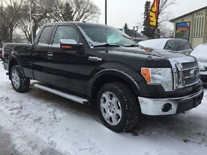 2011 Ford F-150 LARIAT Supercab 6.5-Ft. Bed 4WD