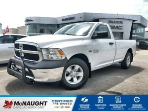 2015 Ram 1500 ST 2WD 5.7L Hemi V8 Long Box | Touchscreen Radio