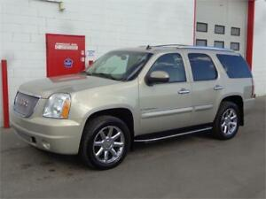 2007 GMC Yukon Denali 6.2 ~ 2nd row Buckets ~ DVD ~ $13,900