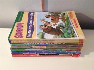 Scooby Doo! Miscellaneous paperbacks
