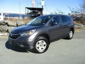 2015 Honda CR-V LX AWD (CLEAN CARFAX, REVERSE CAM, HEATED SEATS,