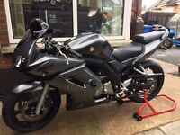 Suzuki SV650S, 2008 with 2857 miles, mint condition!