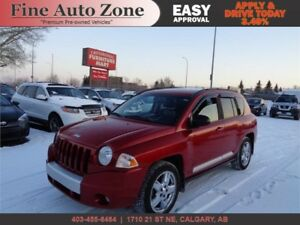 2010 Jeep Compass Limited 4X4 Leather Bluetooth - LOW Payments