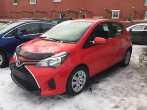 2015 Toyota Yaris LE Auto...Drive me Away Today $106.31 B/W