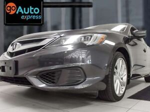 2016 Acura ILX ILX- It's the real deal! Heated leather seats, su