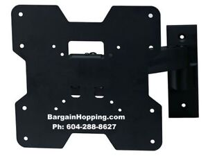 "24"" - 42"" Full Motion TiltingSwiveling Tv Brackt Wall Mount"