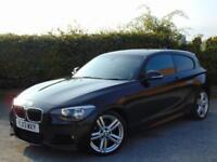 2013 13 BMW 1 SERIES 2.0 116D M SPORT 3D DIESEL
