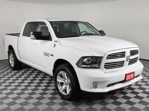 2015 Ram 1500 HEATED&COOLED SEATS/REMOTE START/BACK UP CAMERA