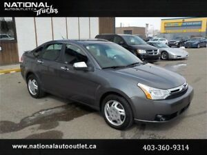 2010 Ford Focus SEL|Leather|HeatedSeats|BlueTooth