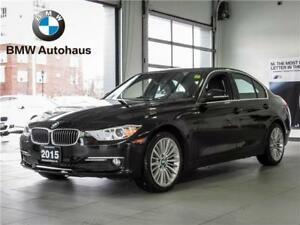 BMW 2015 328D xDrive 65 000km