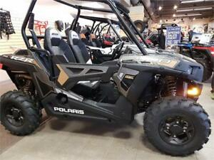 2018 Polaris® RZR® 900 EPS Titanium Metallic