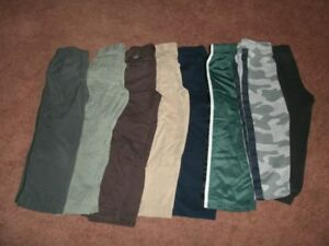 Huge Lot of Boys Clothes, Size 6/6X