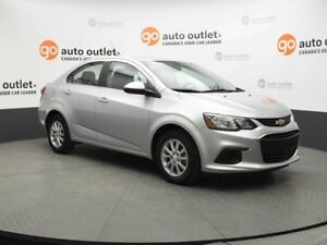 2017 Chevrolet Sonic LT, Heated Seats