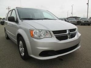 2012 Dodge Grand Caravan SXT Only 109 k kms Finance $97 B/W