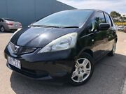 2008 Honda Jazz GE GLi Black 5 Speed Automatic Hatchback Hoppers Crossing Wyndham Area Preview