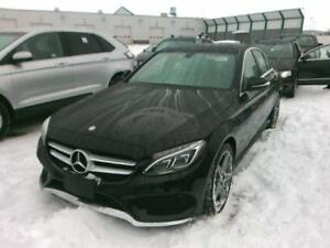 2015 MERCEDES-BENZ C300/ 4WD* NAVIGATION* SUNROOF* $79 SEMAINE