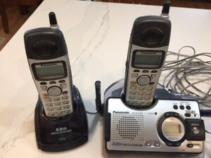 3 sets of Home Phones