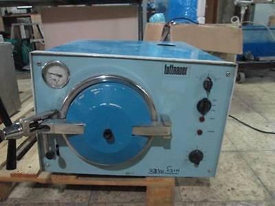 Tuttnauer 2340 Autoclave Steam Sterilizer 220a