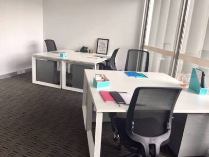 2 Desk Serviced Office Double Bay Well Lit and Renovated Centre