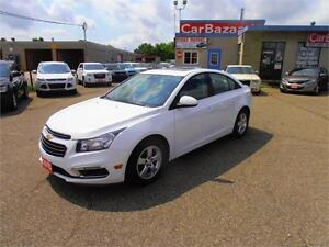 2015 CHEVROLET CRUZE LEATHER SUNROOF NAVIGATION CAMERA LOADED