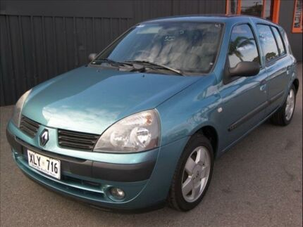 2006 Renault Clio Campus 5 Speed Manual Hatchback Enfield Port Adelaide Area Preview