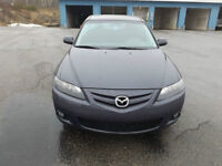 2007 Mazda 6 Touring Edition Great Condition