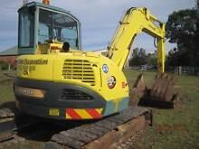 7 ton excavator Greta Cessnock Area Preview
