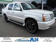 Cadillac Escalade 6.0-V8 Pick up, Leder, 24''-Zoll, PDC