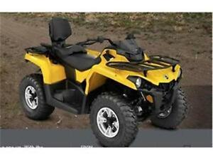 2016 CAN-AM Outlander L 450 DPS