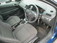 2006 Holden Astra AH MY06 CD Equipe Blue 5 Speed Manual Hatchback Coopers Plains Brisbane South West Preview