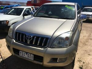 2004 Toyota Landcruiser PRADO GXL (4x4) KZJ120R Hoppers Crossing Wyndham Area Preview