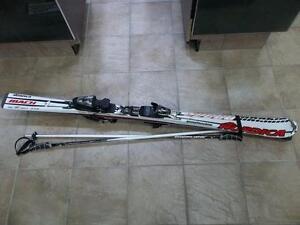paire de ski Nordica  CV128065 Comptant illimite