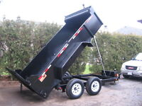 TRAILERS BUILT BY CRAMERO TRAILERS SINCE 1976