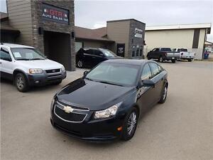 2011 Chevrolet Cruze LT Turbo *LOW KM*GREAT ON GAS*GREAT SHAPE*