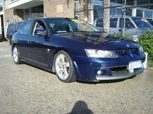 2002 Holden Special Vehicles Clubsport Y-Series Blue 4 Speed Automatic Sedan Wangara Wanneroo Area Preview