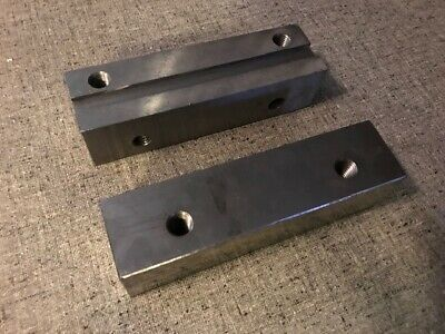 8 Kurt Style D80 Type Vise Front Fixed Jaw