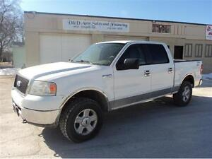 2008 Ford F-150 XLT-4X4-LOADED-ALLOYS-CHROME TRIMMING