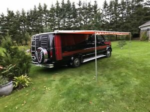 Ford Econoline style campeur