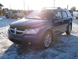 2010 Dodge Journey R/T *Certified & E-tested*