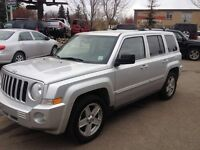 2010 Jeep Patriot FULLY LOADED LEATHER! $86 BIWEEKLY