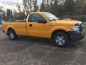 2009 Ford F-150, 8Ft. Box