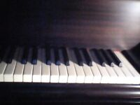 Pianist available