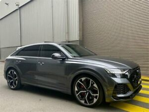 2020 Audi RS Q8 4M F1 MY21 TFSI Tiptronic Quattro Grey 8 Speed Sports Automatic Wagon