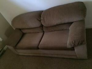 Very comfortable hide-a-bed couch