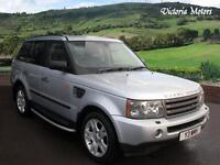 2006 LAND ROVER RANGE ROVER SPORT 2.7 TD V6 HSE 5dr Auto